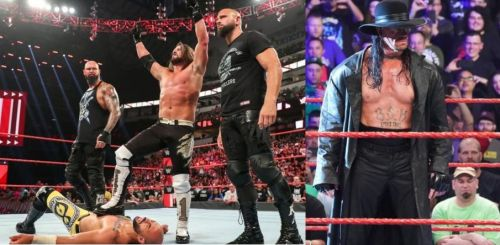 What will The Club do this week on RAW, and will The Undertaker appear once more?