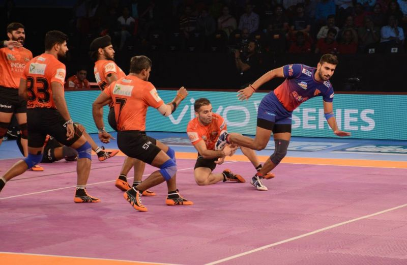 Experience is vital in the game of kabaddi