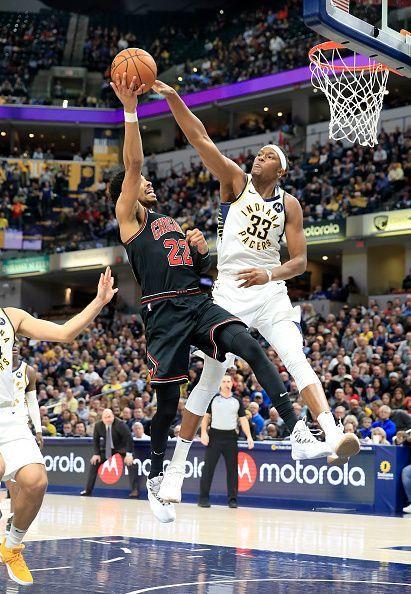 Chicago Bulls v Indiana Pacer