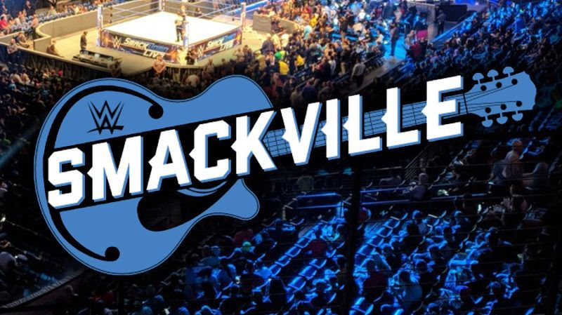 Smackville takes place Saturday, July 27th on the WWE Network.