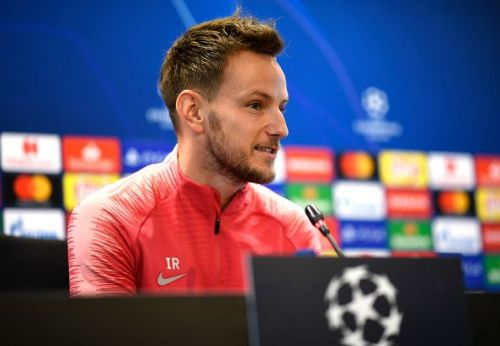 Rakitic has just two years left on his current contract