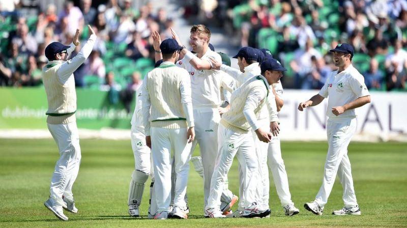 आयरलैंड टेस्ट टीम