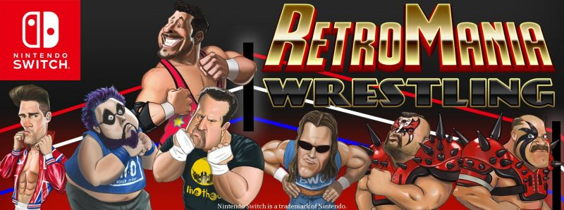 RetroMania Wrestling is coming soon!