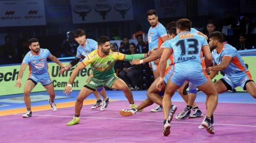 Pardeep Narwal holds the record of scoring the most Super 10s in the Pro Kabaddi League