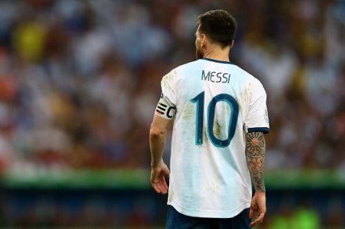 Argentina talisman - Lionel Messi