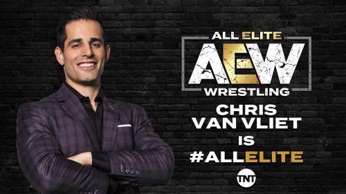 Chris Van Vliet is All Elite!