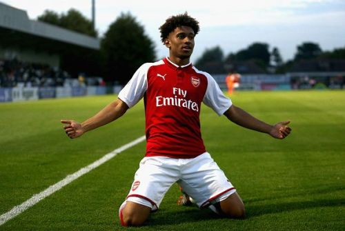 Reiss Nelson had a phenomenal loan spell in the Bundesliga
