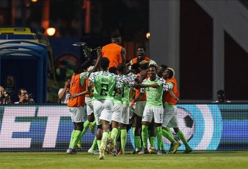 Nigeria have qualified for the quarterfinals of the 2019 African Cup of Nations