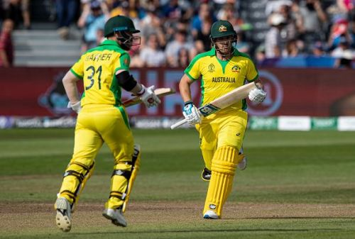 David Warner and Aaron Finch will hold the key for Australia