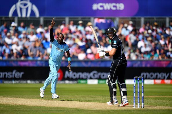 England v New Zealand - ICC Cricket World Cup 2019