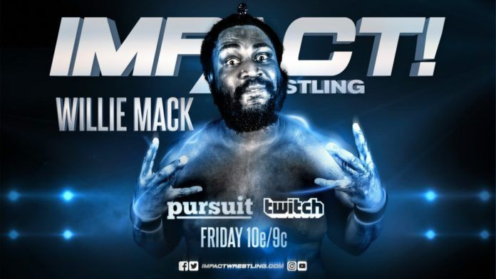 MAKING AN IMPACT: Willie Mack