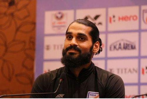Sandesh Jhingan said that the players need to adapt to the new style of football Igor Stimac is trying to make them play