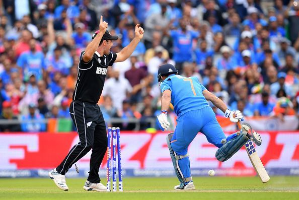 Dhoni couldn
