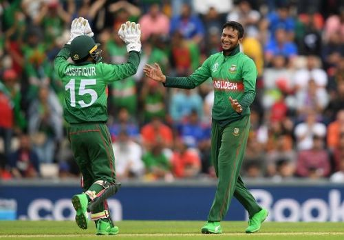Shakib Al Hasan has reiterated his status as the world's best allrounder with stunning performances in the ICC Cricket World Cup