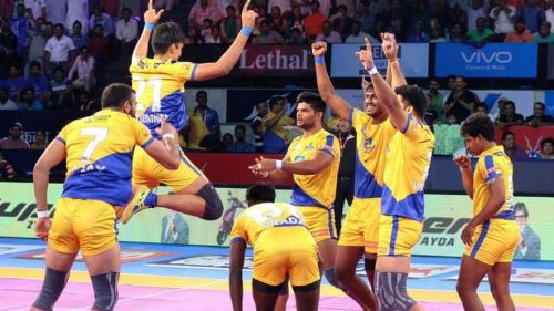 Tamil Thalaivas will play their first match of the season on the 21st of July against Telugu Titans