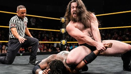 Yet another highly entertaining episode of NXT aired this week