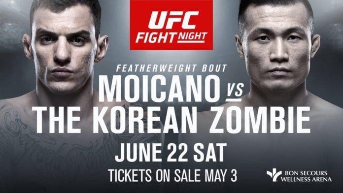 UFC Fight Night 154