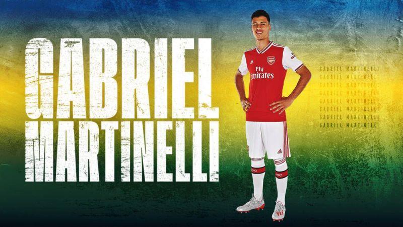 Gabriel Martinelli is Arsenal