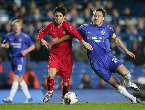 UEFA Champions League: Chelsea v Liverpool