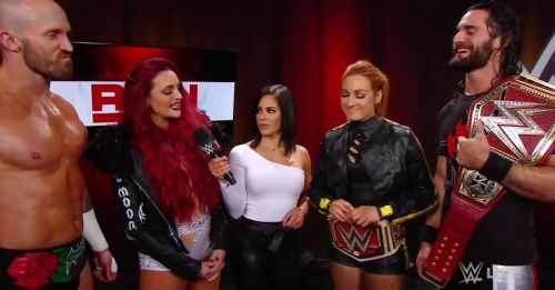 Believe it or not, Maria Kanellis had the line of the night on Raw!