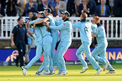 इंग्लैंड ने जीता वर्ल्ड कप