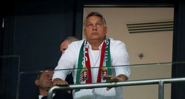 Hungarian leader Victor Orban once cancelled a government meeting so he could play in a match