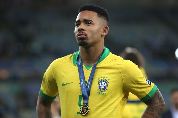 Gabriel Jesus had a goal and an assist