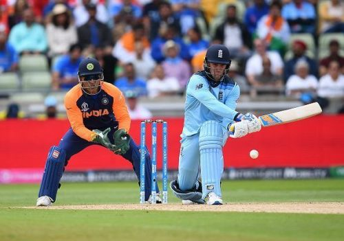 Jason Roy gave England a sensational start