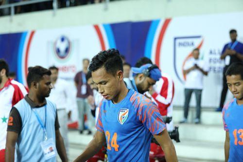 Amarjit Singh Kiyam put in an excellent performance