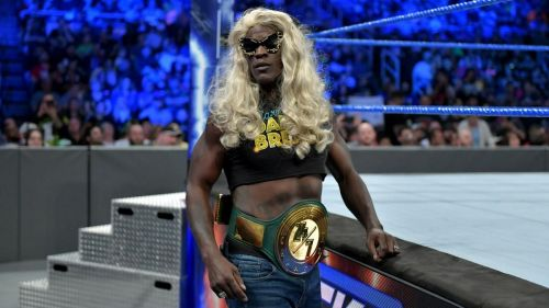 R-Truth is a nine-time 24/7 Champion