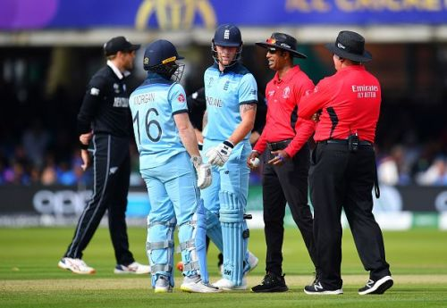 The umpiring in the World Cup has been under the scanner