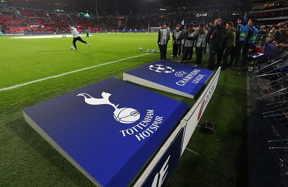PSV v Tottenham Hotspur - UEFA Champions League Group B