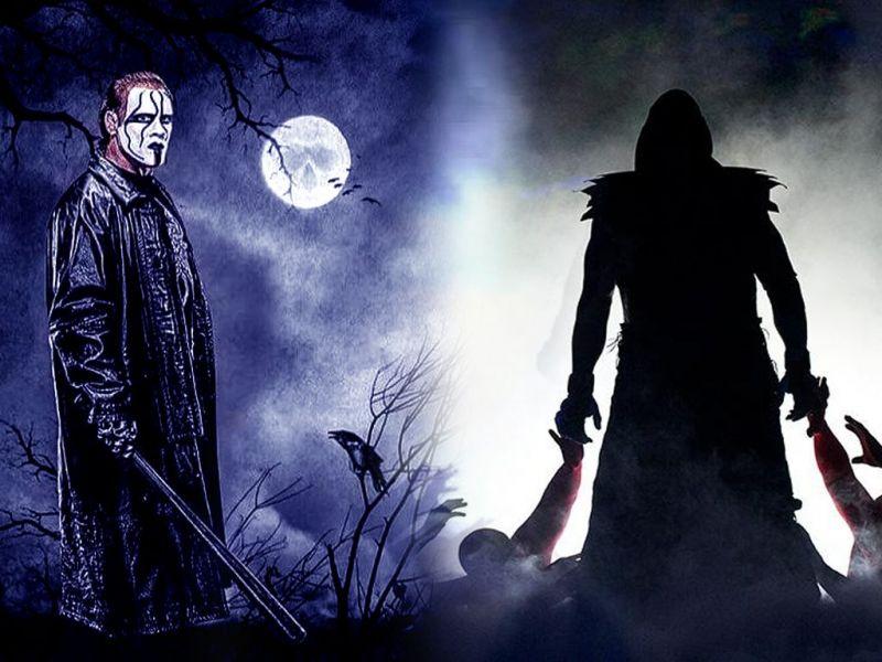 The Undertaker vs Sting