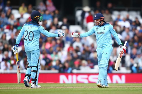 England v Afghanistan – ICC Cricket World Cup 2019 Warm-Up