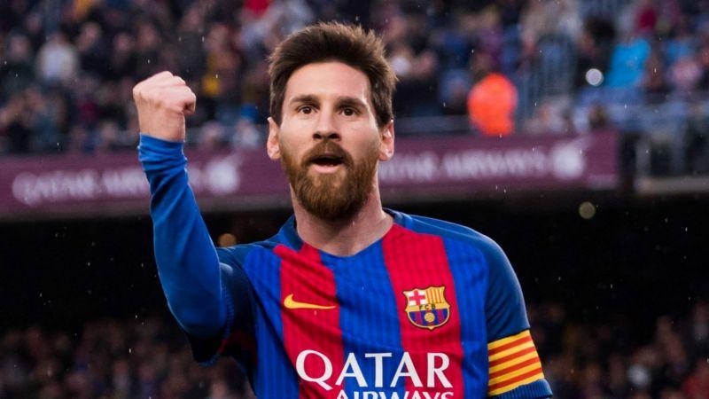Lionel Messi has had yet another unworldly season