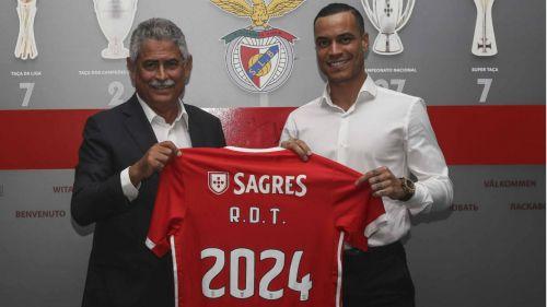 Benfica recruit Raul de Tomas