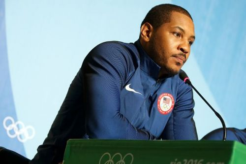 Carmelo Anthony is the most decorated player in Team USA history