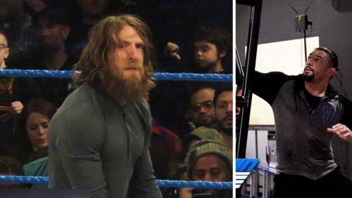 Bryan vs Reigns