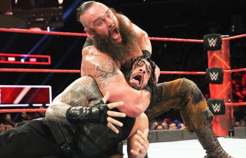 Both the Monster Among Men and Roman Reigns weren't part of Summerslam this year.