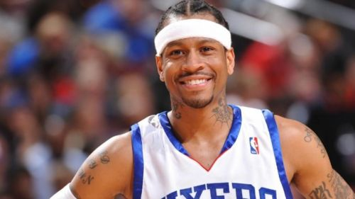 Allen Iverson is among the best pound-for-pound players in history(Picture credit: NBA.com)