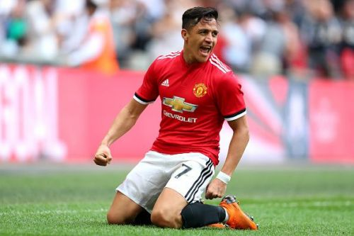 Alexis Sanchez's rather forgettable stint at Manchester United seems to be coming to an end