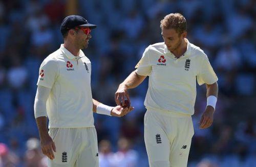 England's legendary Test pair