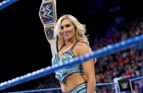 Flair is looking to win her tenth Women's title reign as part of WWE.