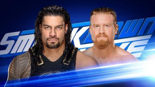 Who will come out on top in the bout between Reigns and Murphy?