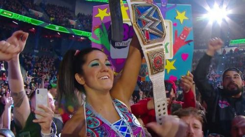 Will Bayley retain her SmackDown Women's Championship this Sunday night?