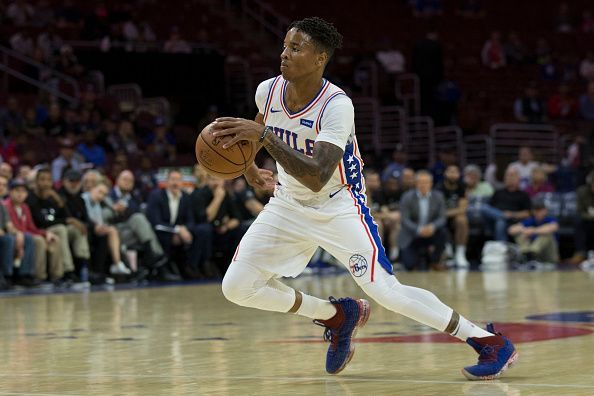 Markelle Fultz has yet to make an appearance for the Orlando Magic
