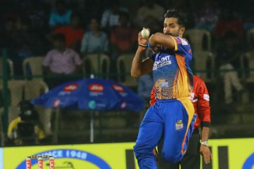 Vinay Kumar will be leading the Hubli Tigers