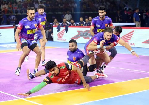 पवन ने दिल्ली लेग के पहले मैच में भी लगाया सुपर 10