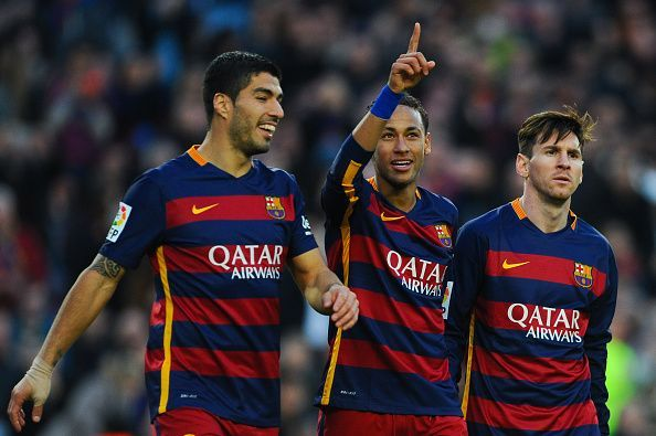 Will we see MSN back in LaLiga?