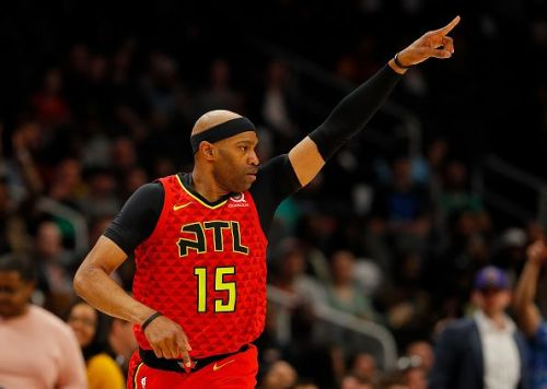 Despite his advancing years, Vince Carter has made a positive impact during his time in Atlanta